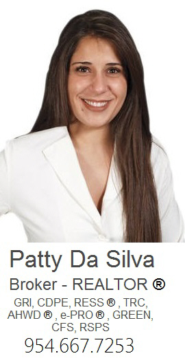 Patty Da Silva, Broker - Realtor